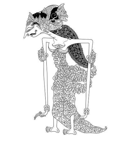 kulit: Dewi Anjani Illustration