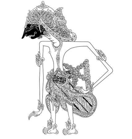 kulit: Prabu Banaputra