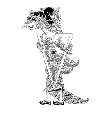 Dewi Nagagini Illustration