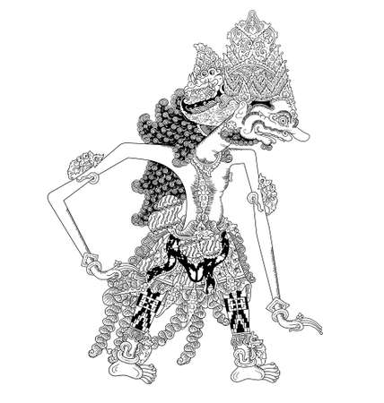 Bukbis Illustration
