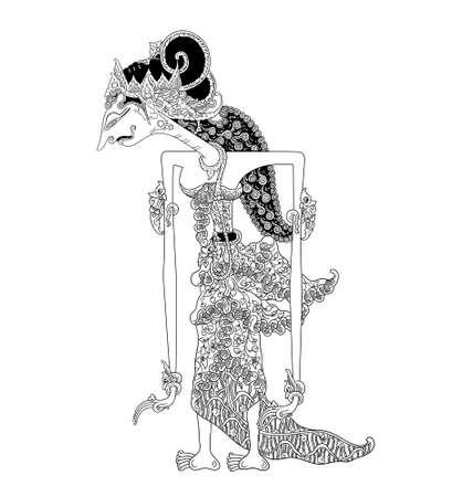 Dewi Citrawati Illustration