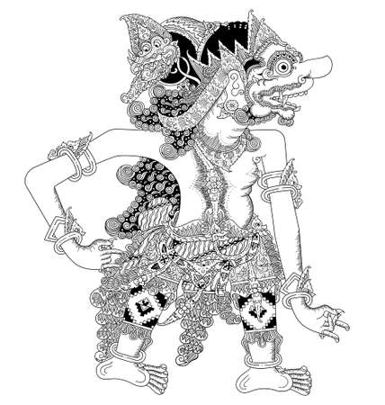 kulit: Gohmuko Illustration