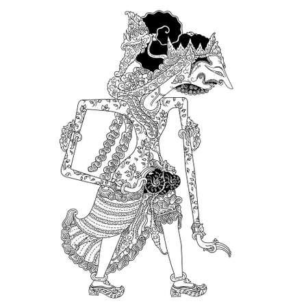 Baratmadya Illustration