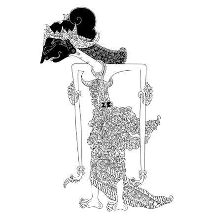 Badrahini Illustration