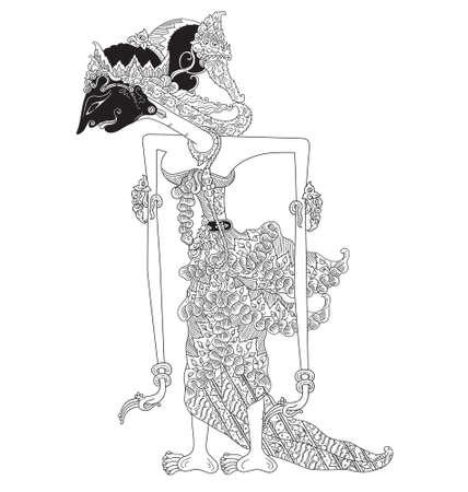 Gandawati Illustration