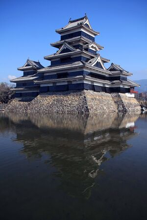 Matsumoto castle Editorial