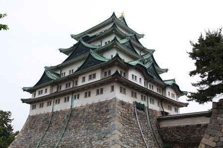 Nagoya main castle