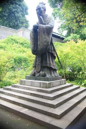 a statue of Koshi Stock Photo - 7398779
