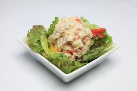 potato salad Stock Photo
