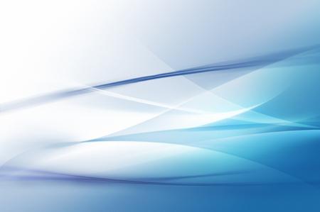 質地: 摘要藍波或面紗背景紋理