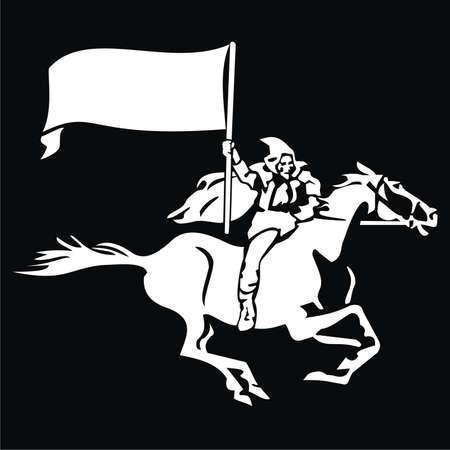 Rider-bearer