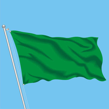 Developing flag of Libya