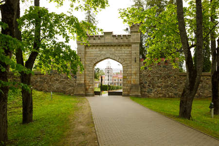 sigulda: Casle en Sigulda Letonia