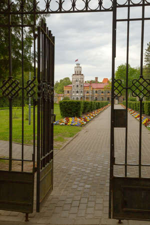 sigulda: Casle in Sigulda  Latvia