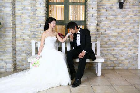 intermarriage: Wedding
