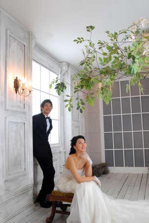 Factory Wedding Stock Photo - 10188020