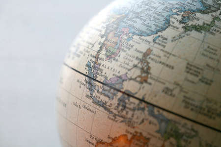 Globe photo of the month Stock Photo - 10186827