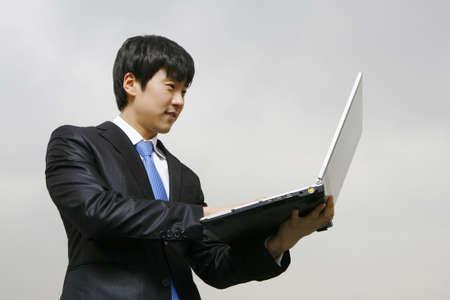 Businessman Stock Photo - 10186928