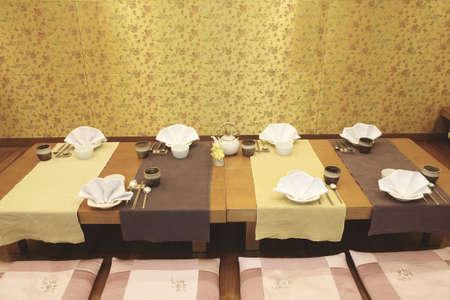 Korea Restaurant Stock Photo - 10187120