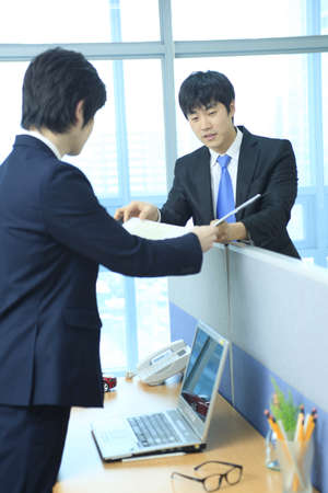 Business activities Stock Photo - 10186876