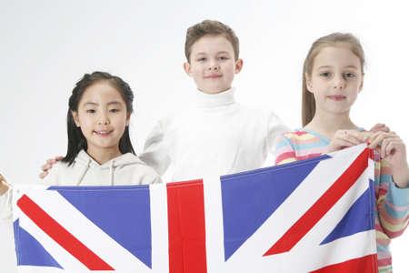Global childrean's photo image Stock Photo - 10189468