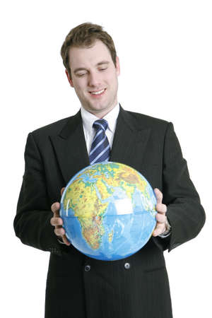 Global Business Stock Photo - 10189880