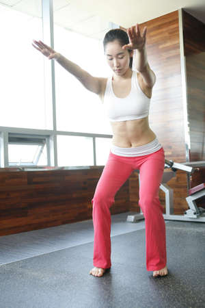 yarn guide: Fitness (Workout)