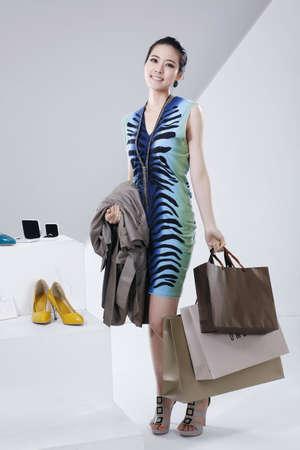 Shopping Images Stock Photo - 10209854