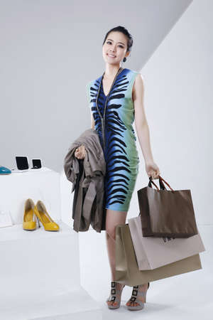 Shopping Images Stock Photo - 10209854
