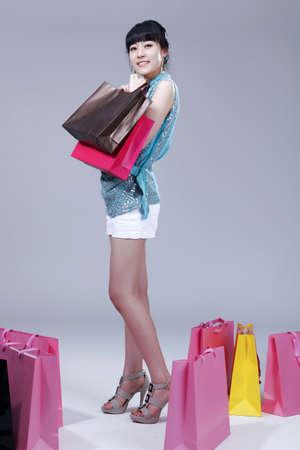telegraphy: Lo stile di vita delle donne e shopping