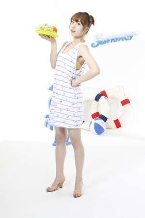 costume  sponsored: Summer vacation photos