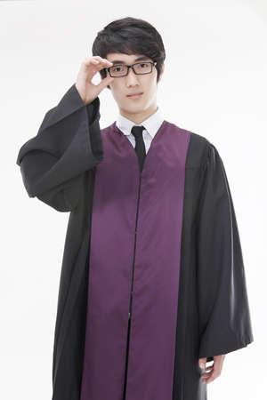 The Judge Stock Photo - 10210305