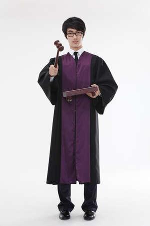 The Judge Stock Photo - 10210311