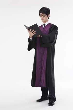The Judge Stock Photo - 10210315
