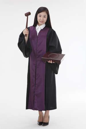 The Judge Stock Photo - 10210340