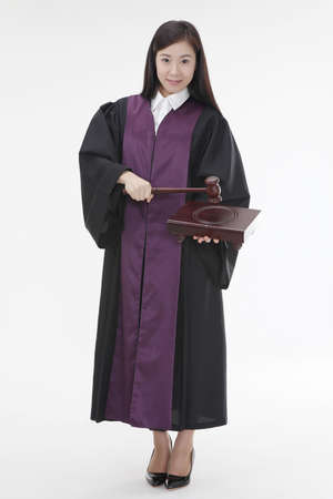 The Judge Stock Photo - 10210343