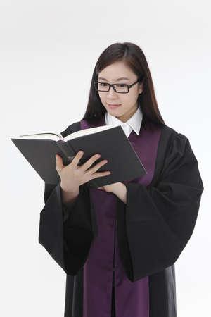 specialized job: El juez