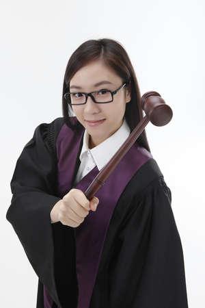 The Judge Stock Photo - 10210350