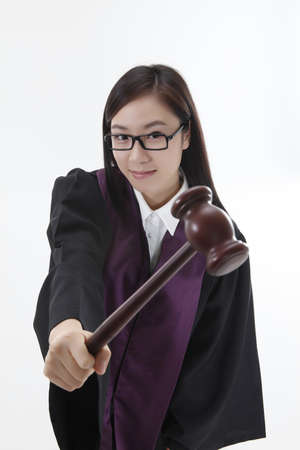 specialized job: The Judge