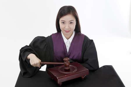 The Judge Stock Photo - 10210355