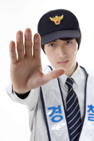 Photo of Police Stock Photo - 10210785