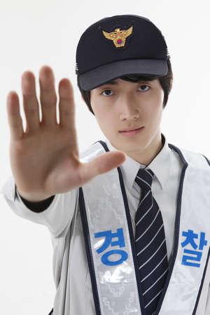 Photo of Police Stock Photo - 10210786