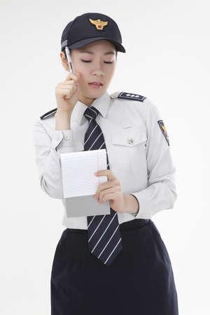 Photo of Police Stock Photo - 10210804