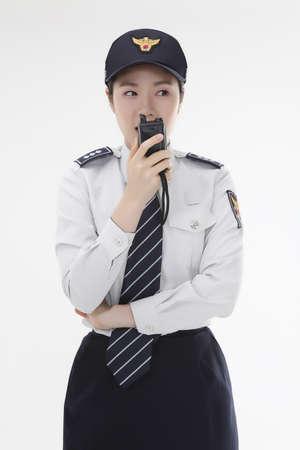Photo of Police Stock Photo - 10210808