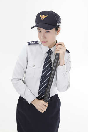 Photo of Police Stock Photo - 10210821