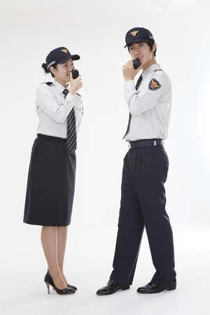Photo of Police Stock Photo - 10210839