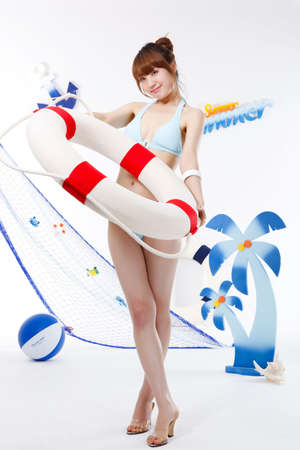 Bikini for summer vacation Stock Photo - 10211120