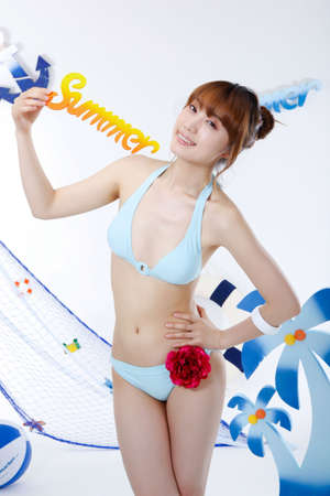 Bikini for summer vacation Stock Photo - 10211130