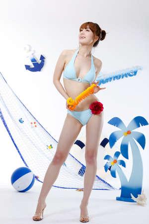 Bikini for summer vacation Stock Photo - 10211135