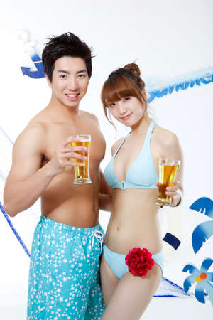 Bikini for summer vacation Stock Photo - 10211152